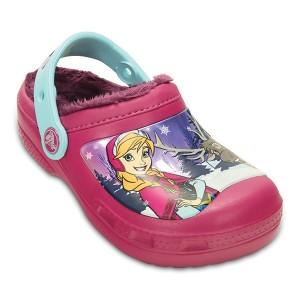chaussons-pantoufles-enfants Frozen Lined Clog